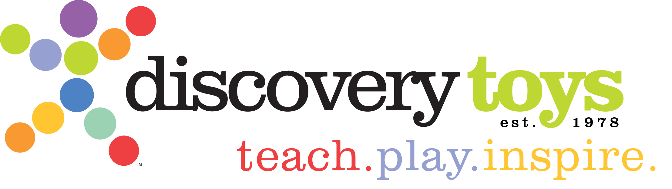 Discovery Toys Logo