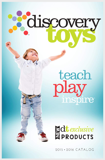 Discovery Toys Catalog Cover