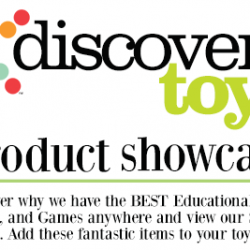 Discovery Toys Sizzle Videos