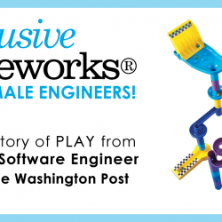 The childhood toys that inspired female engineers and scientists |DT's Marbleworks® Feature