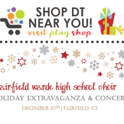 discovery-toys-events Holiday Extravaganza & Concert | Fairfield Warde High School Choir,Fairfield, CT