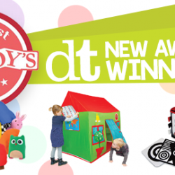 3 NEW DT Exclusive Products Listed in Dr. Toy's 100 Best Toys 2016!