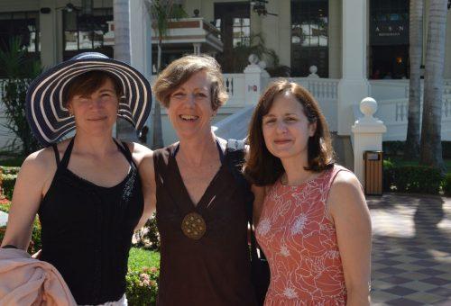 Trip Achievers Gail & Katherine