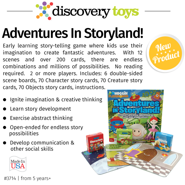 Adventures-In-Storyland!_Discovery-Toys-New-2017-2018-Products