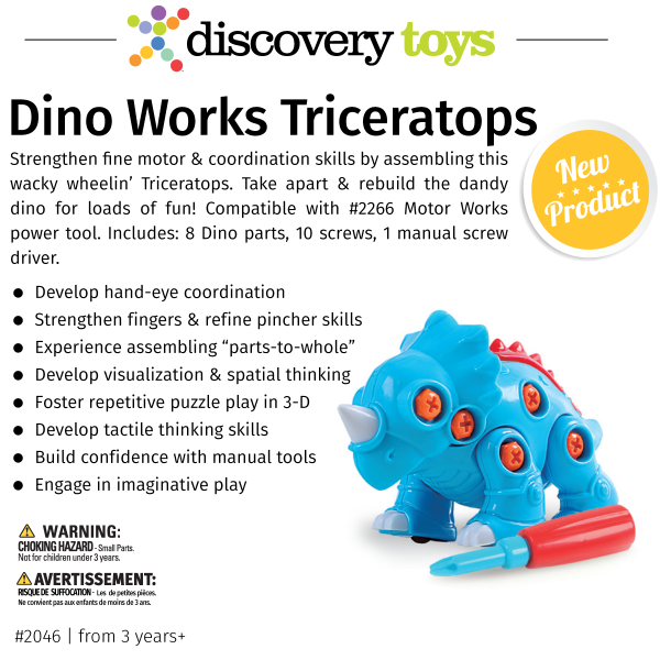 Dino-Works-Triceratops_Discovery-Toys-New-2017-2018-Products