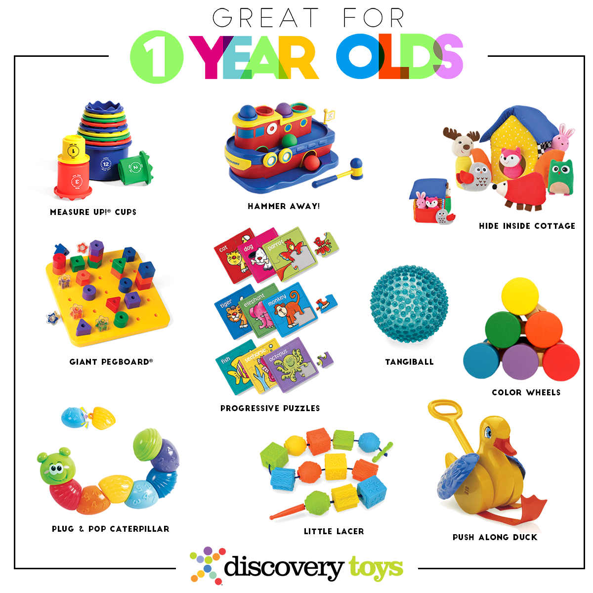 discovery toys great for 1 year olds_2017 2018 - Christmas Presents For 1 Year Old
