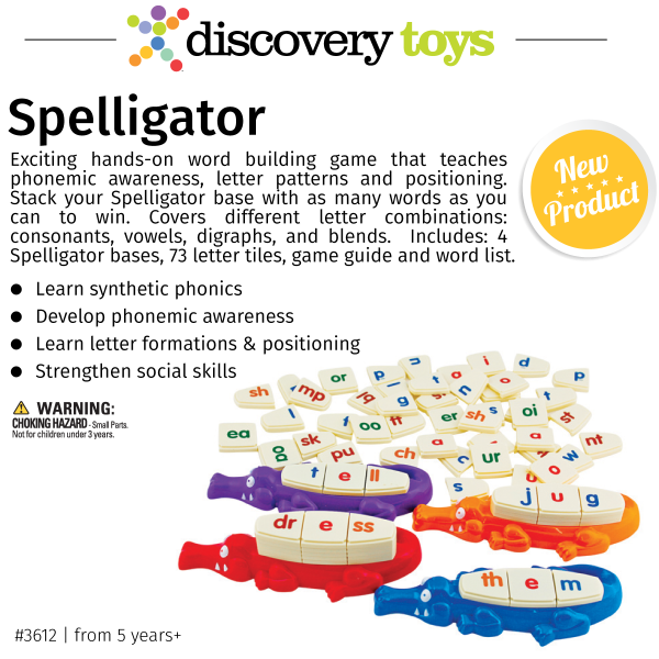 Spelligator_Discovery-Toys-New-2017-2018-Products