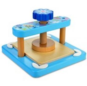 Discovery Toys Flower Press
