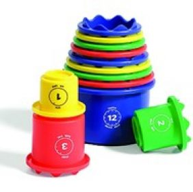 Discovery Toys Measure Up! Cups