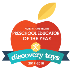 North American Preschool Educator of The Year