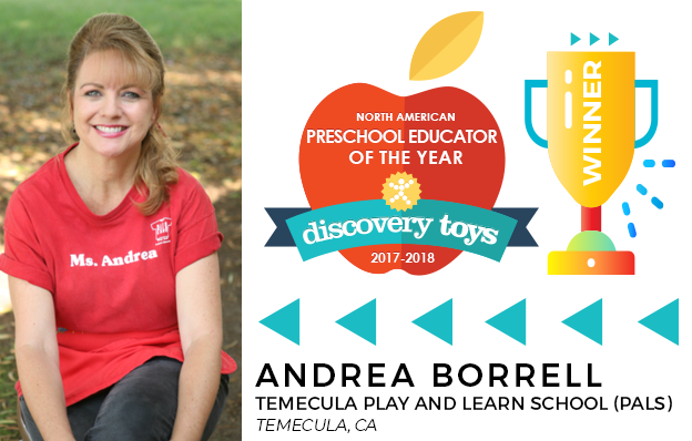 Discovery Toys North American Educator Of The Year Winners