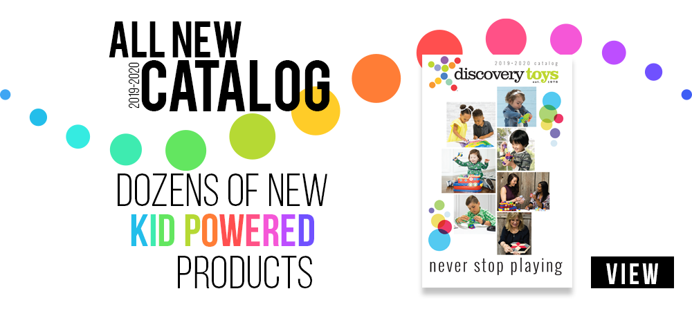 Discovery Toys | Educational, Kid-powered learning products