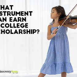 What Instrument Can Earn a College Scholarship?