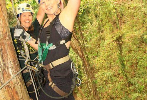 Trip Achievers Kelli & Jennifer on an Excursion!