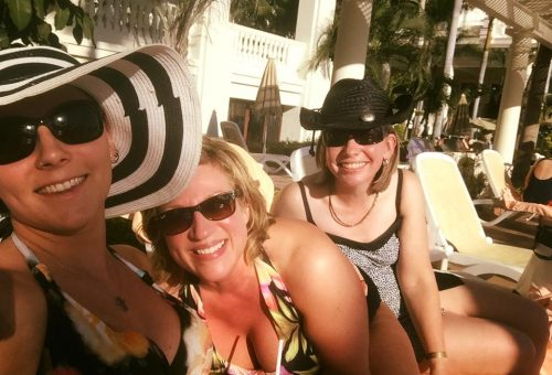 Trip Achievers Kelli, Lisa & Anne