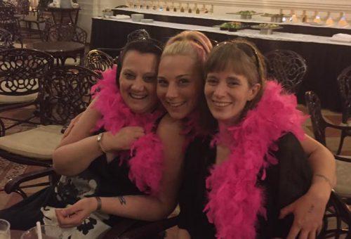 Trip Achievers Lisa, Kelli & Anne