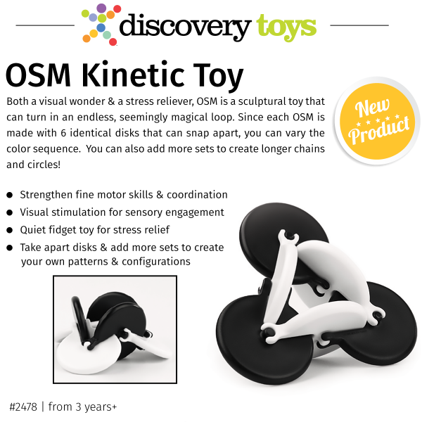 OSM-Kinetic-Toy_Discovery-Toys-New-2017-2018-Products