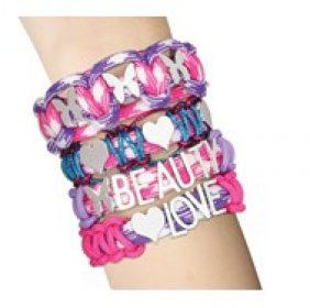 Discovery Toys Style It! Cord Bracelets