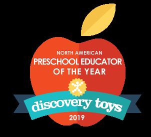 North American Preschool Educator of The Year
